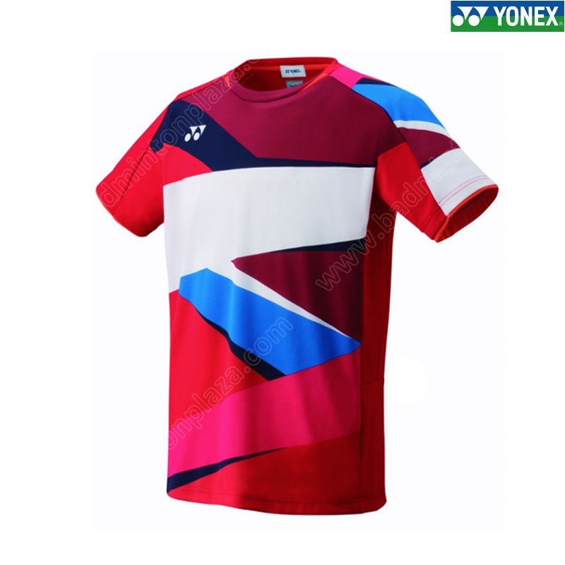 Yonex Japan Team Men Game Shirt (10309EX-496)