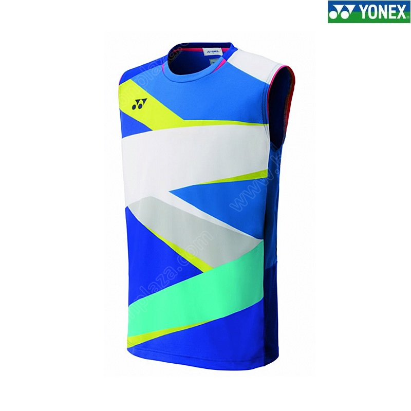 Yonex Japan Team Men Sleeveless Game Shirt (10310EX-786)