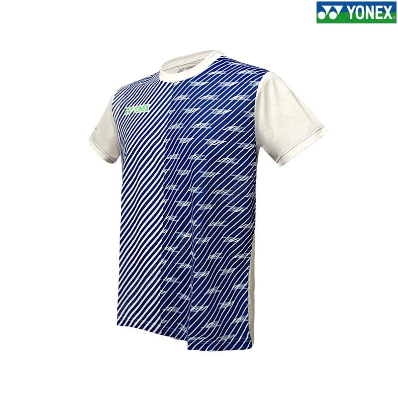 Lee Chong Wei Practice T-Shirt White (16420EX-W)