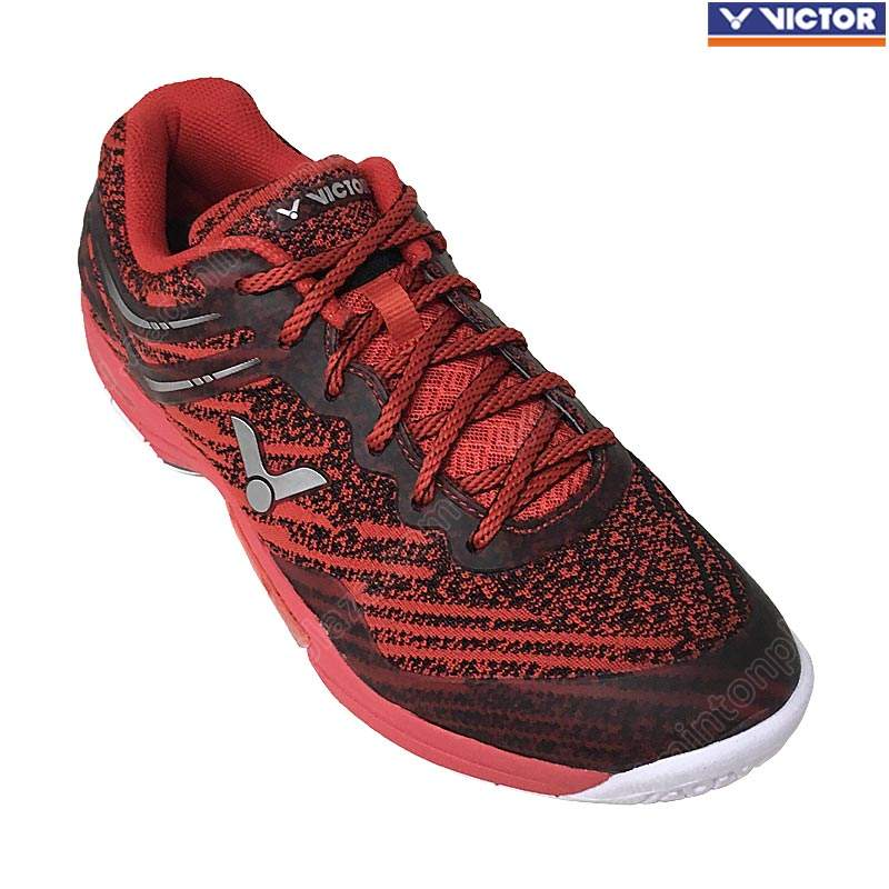 Victor Professional Badminton Shoes Red (A922-D)