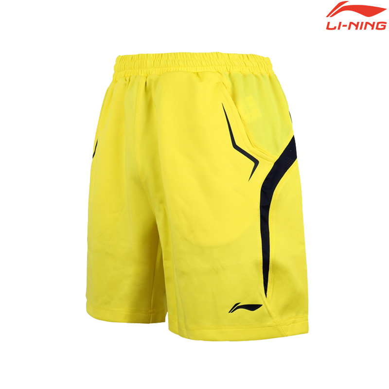 Li-Ning 2014 World Championship National Team Badminton Shorts (AAPJ123-3)