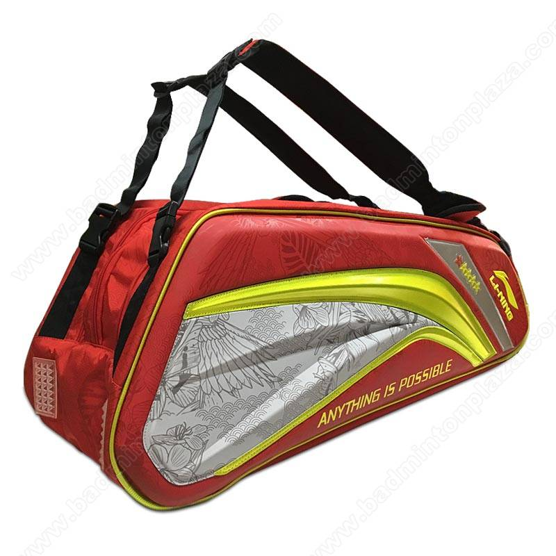 Li Ning 2016 Olympic Tournament Badminton 9 in 1 Bag (ABJL066-2S)