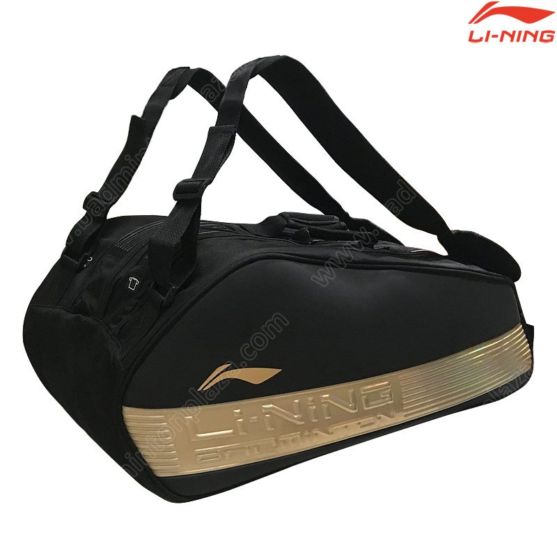 Li-Ning Chen-Long Tournament Professional Racket Bag (ABJN092-1S)