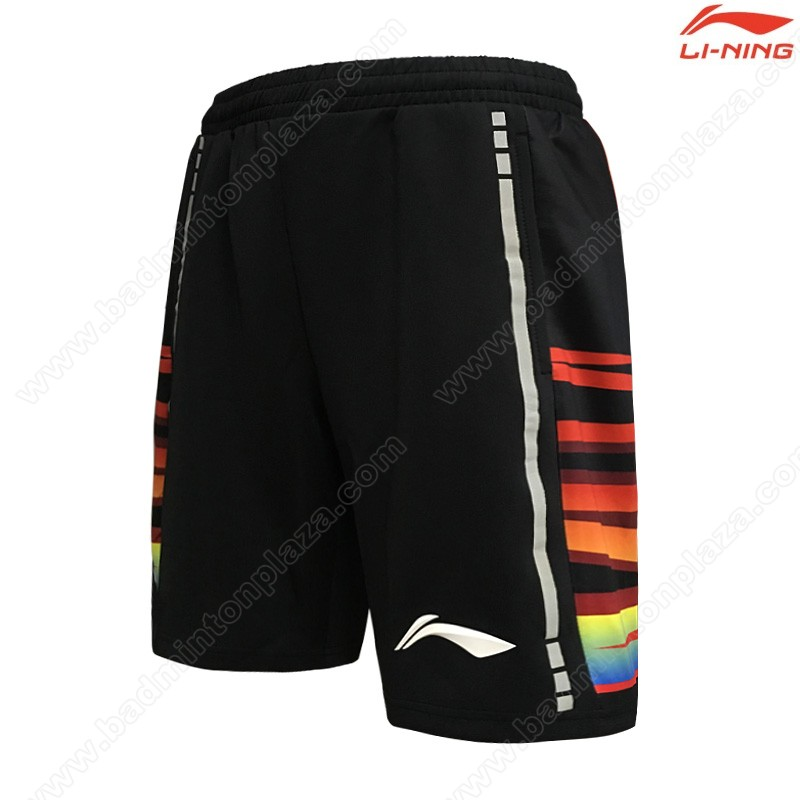 Li-Ning Men's Shorts Black (AKSM487-1)