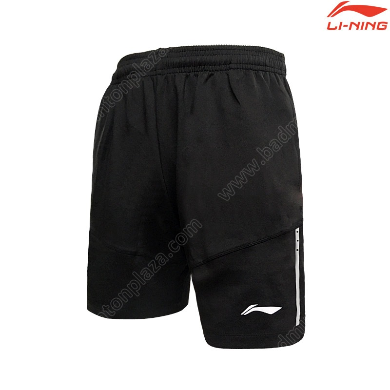 Li-Ning 2019 Men's Sport Shorts Black (AKSN743-1)