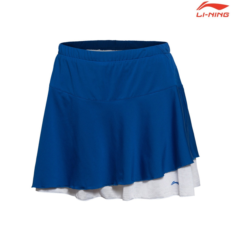 Li-Ning 2016 International Competitions Skirt Blue (ASKL034-1)
