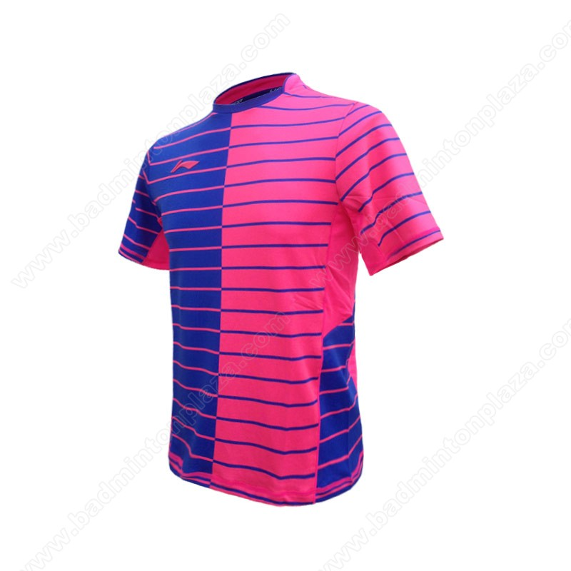 Li-Ning 2016 MEN ROUND NECK TEE (ATSL279-2)