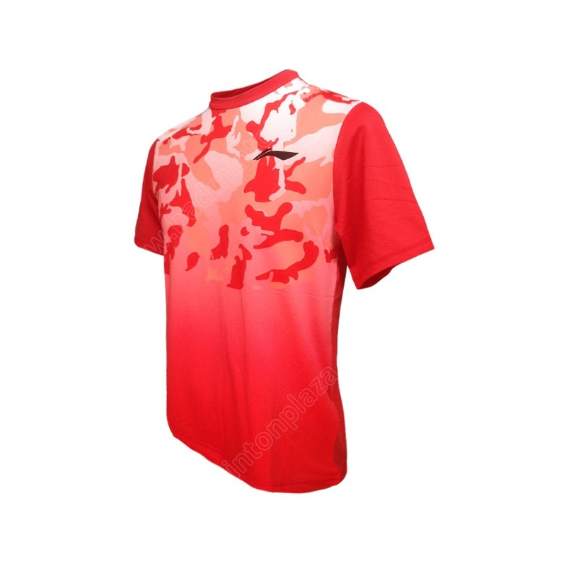 Li-Ning MEN ROUND NECK TEE (ATSL399-1)