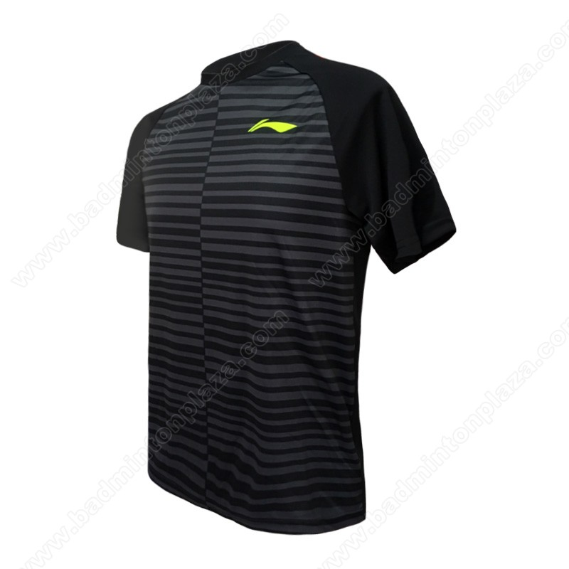 Li-Ning MEN ROUND NECK TEE (ATSM425-1)