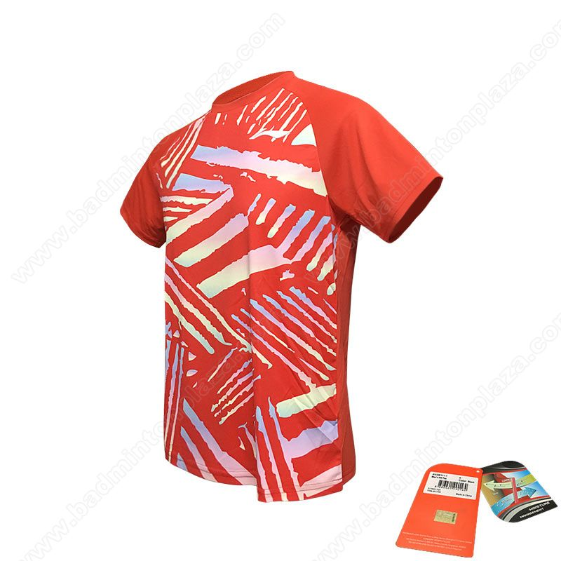Li-Ning 2018 Men's Round Neck Tee (ATSM539-3)