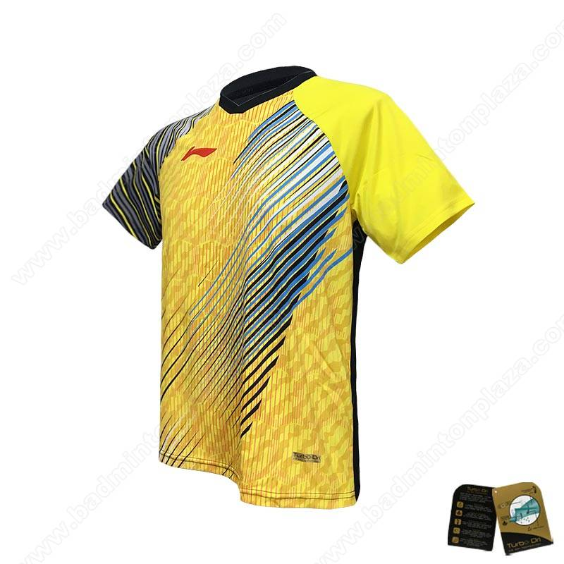 Li-Ning 2018 Men's Round Neck Tee (ATSN329-2)