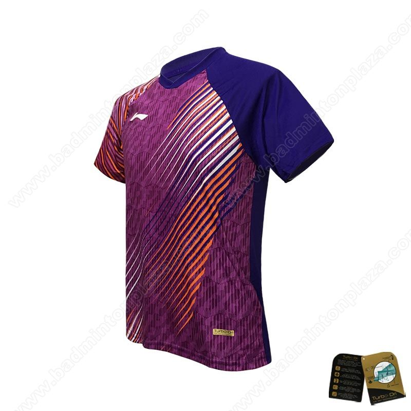 Li-Ning 2018 Men's Round Neck Tee (ATSN329-4)