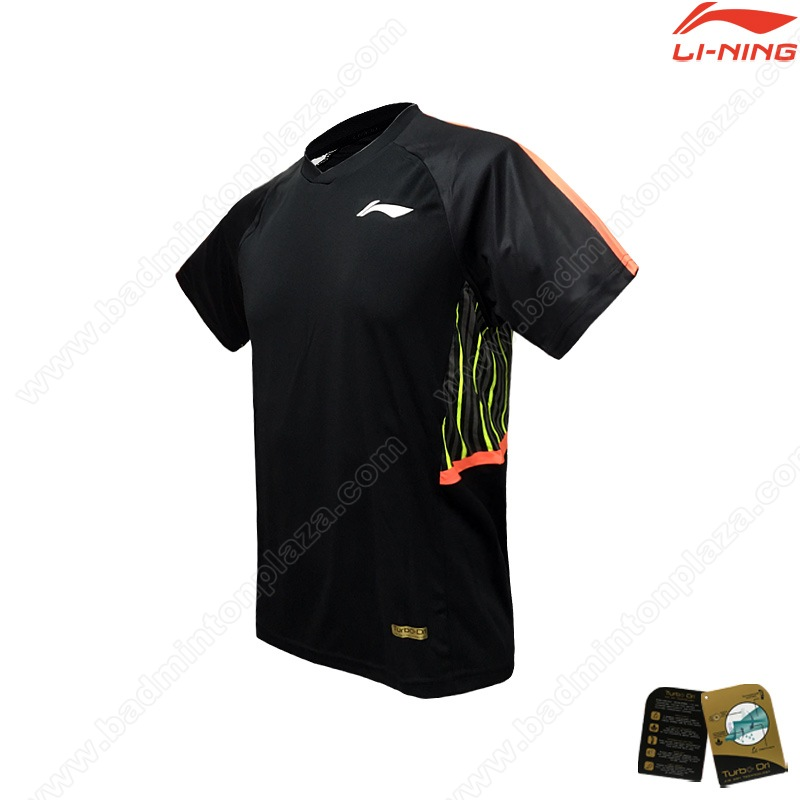 Li-Ning 2018 Men's Round Neck Tee (ATSN331-2)