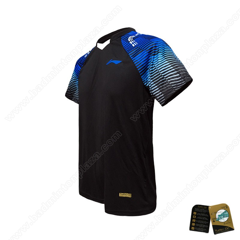 Li-Ning 2018 Men's Round Neck Tee (ATSN333-4)