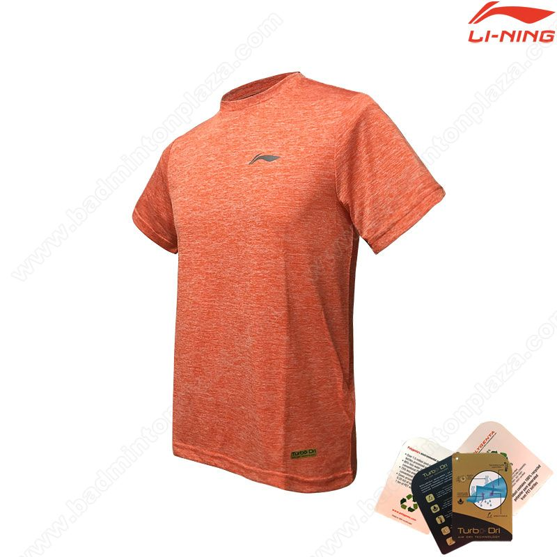 Li-Ning 2018 Men's Round Neck Tee (ATSN361-1)