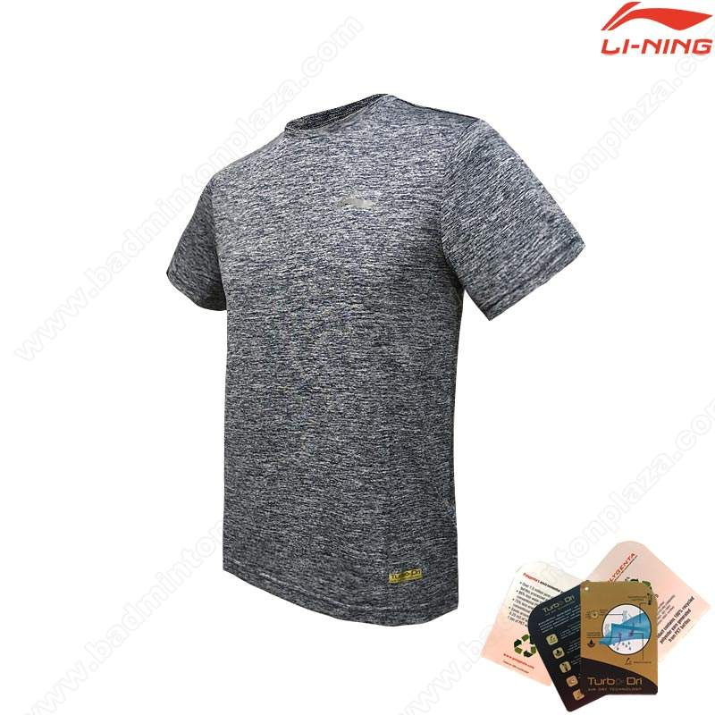 Li-Ning 2018 Men's Round Neck Tee (ATSN361-2)