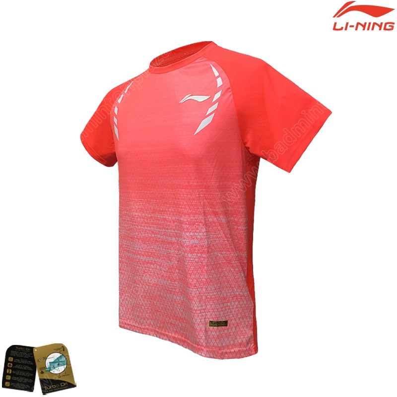 Li-Ning 2018 Men's Round Neck Tee (ATSN475-1)