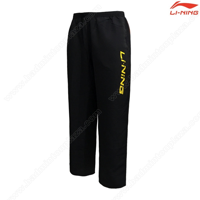 Li-Ning Men's Track Pants  Black (AYKJ217-1)