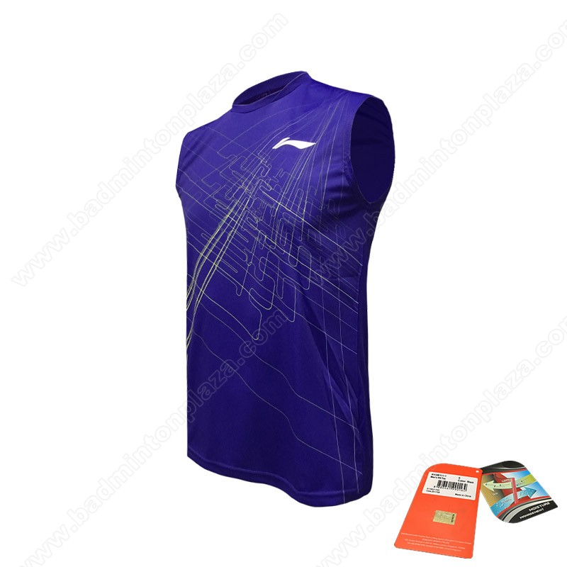Li-Ning Men's Sleeveless Tee (AVSM111-3)