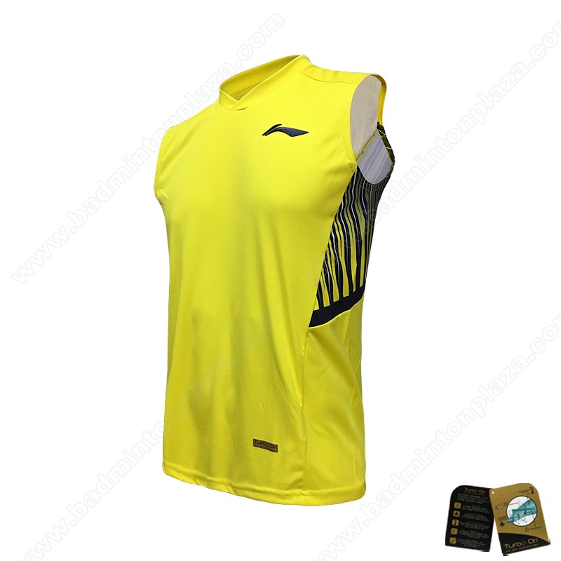 Li-Ning Thomas and Uber Cup 2018 Sleeveless Tee (AVSN283-1)