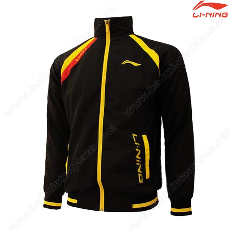 Li-Ning Team Jacket Black (AWDJ531-1)