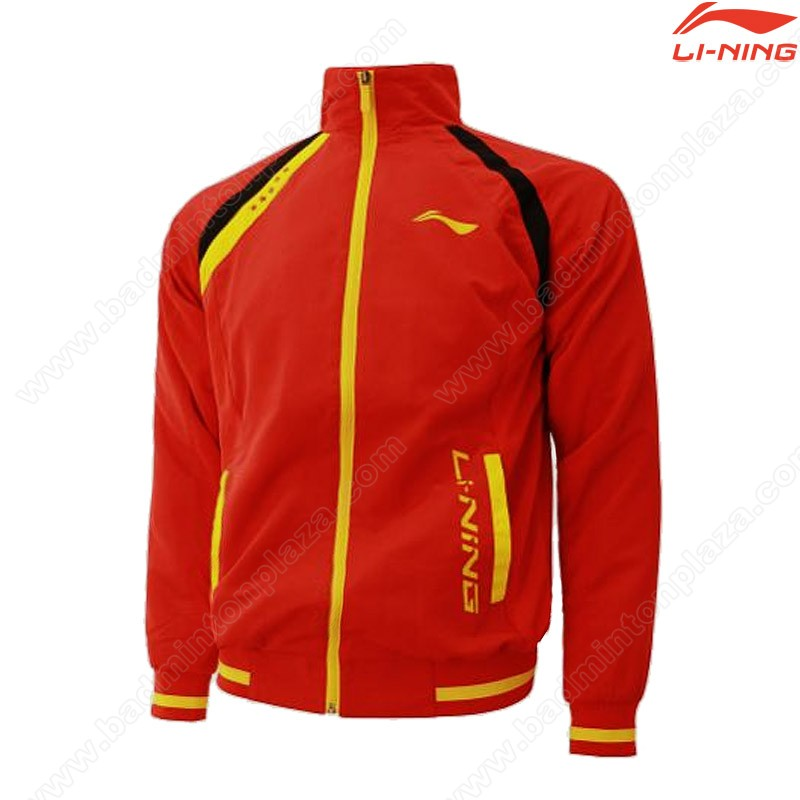 Li-Ning Team Jacket Red (AWDJ531-3)