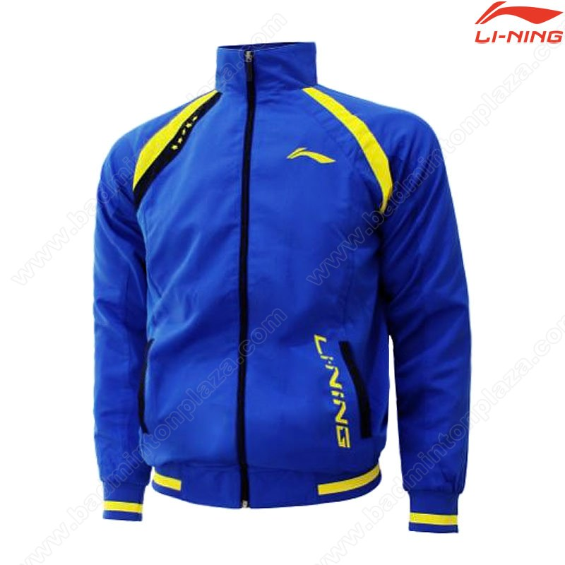 Li-Ning Team Jacket Blue (AWDJ531-5)