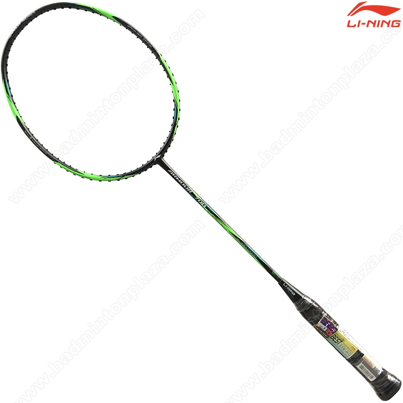 LI-NING ARMOUR 700 Black/Green (AYPN232-4)