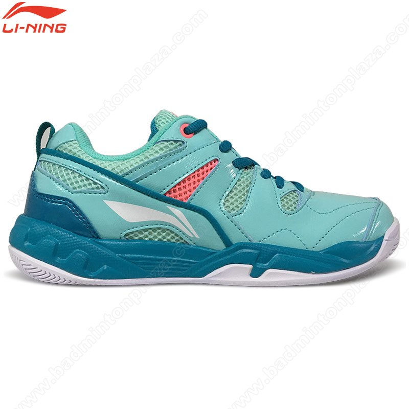 Li-Ning 2017 Battlefield Women's Sporty Badminton Training Shoes (AYTM068-2S)