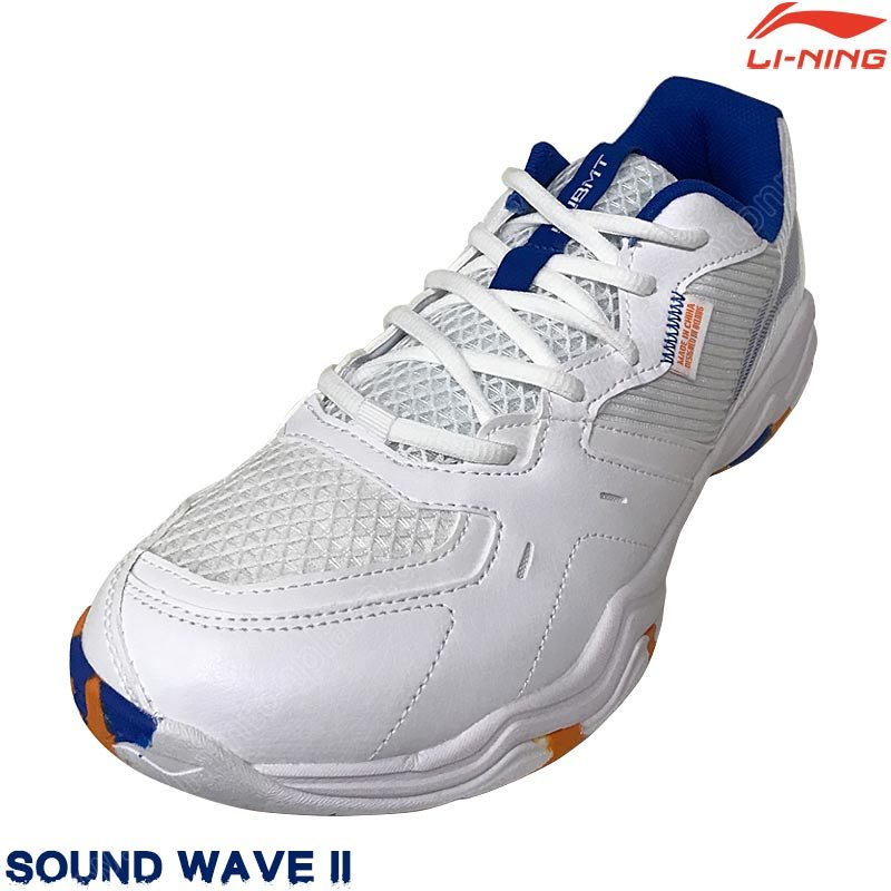 Li-Ning 2021 Traing Shoes SOUND WAVE II White (AYT