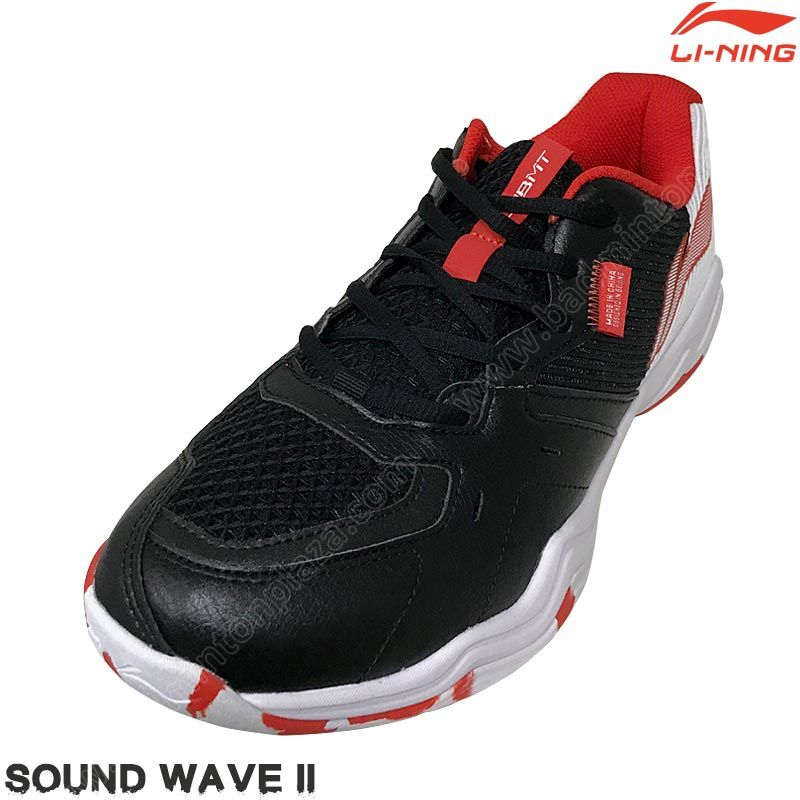 Li-Ning 2021 Traing Shoes SOUND WAVE II Black (AYT