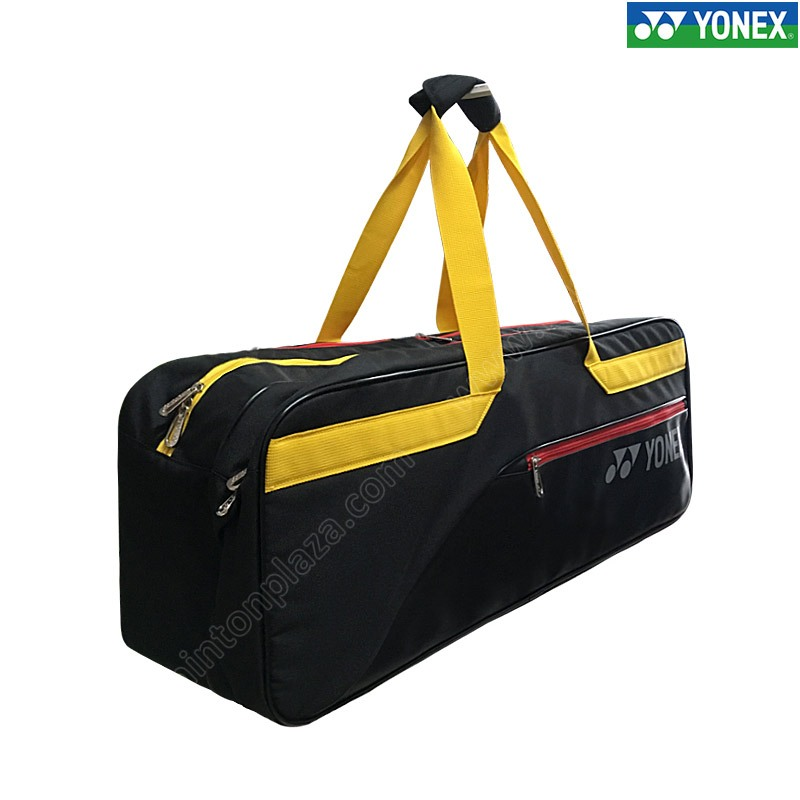 Yonex Active 2Way Tournament Badminton Bag Black/Yellow (BA82031BEX-400)