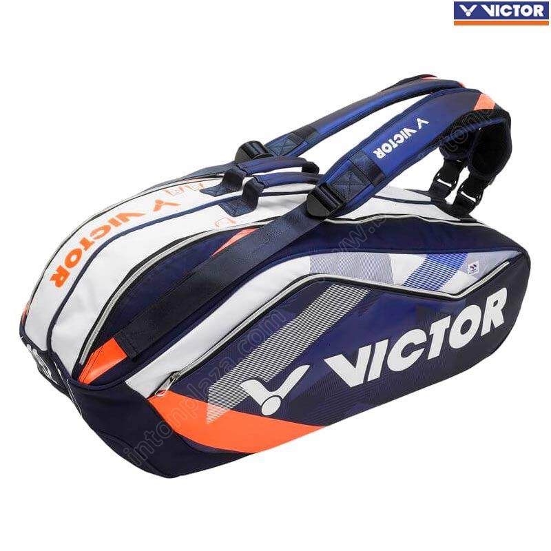 VICTOR 12 Piece Racket Bag CROWN COLLECTION (BR9208-B)