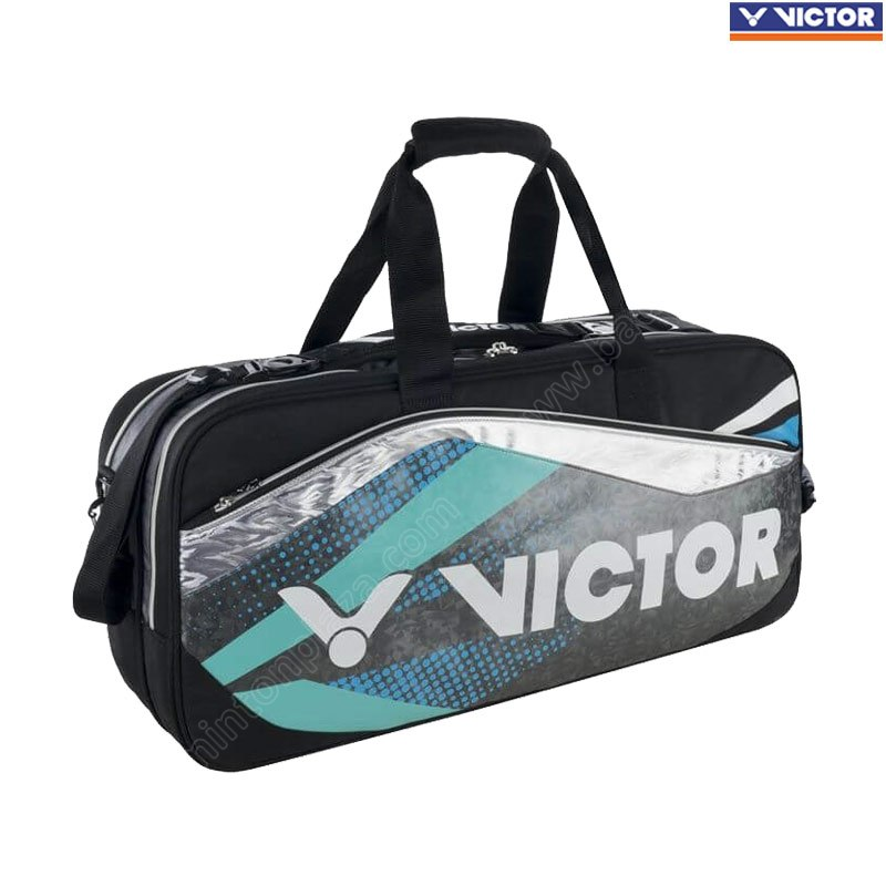 VICTOR 12-Piece Rectangular Racket Bag (BR9608-CU)