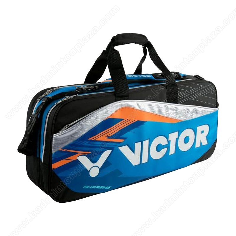 VICTOR 12-Piece Rectangular Racket Bag (BR9608-FO)