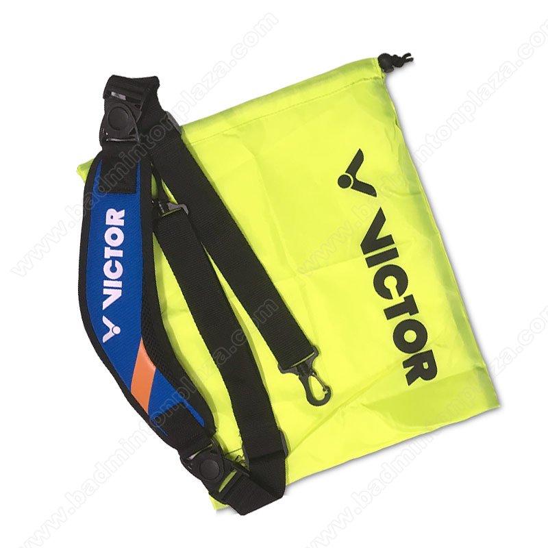 7bc36fde06 Badminton Bags - Racket Bag - VICTOR - VICTOR 12-Piece Rectangular Racket  Bag (BR9608-FO) - Badminton Plaza Dot Com