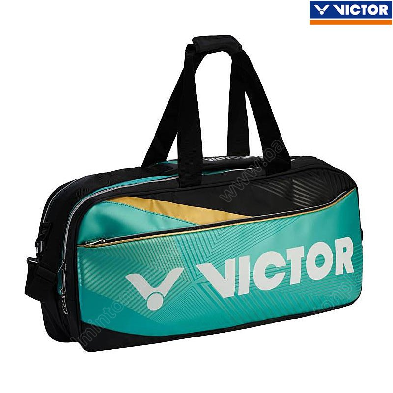 VICTOR 12-Piece Rectangular Racket Bag (BR9609-RC)