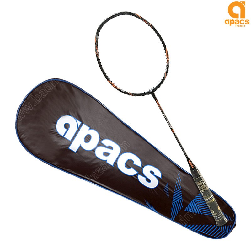 Apacs Badminton Racket FLY WEIGHT 73 Super Slim Shaft