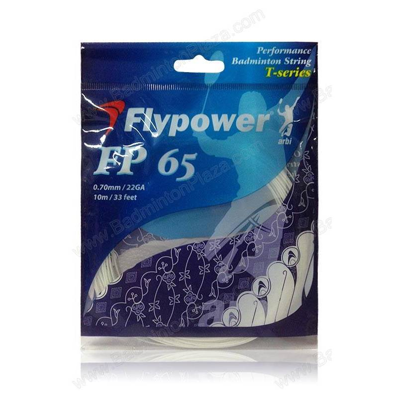 Flypower Badminton Strings FP 65 (FP-65)