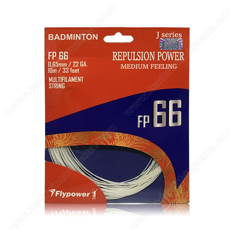 Flypower Badminton Strings FP 66 J Series (FP-66-J-Series)