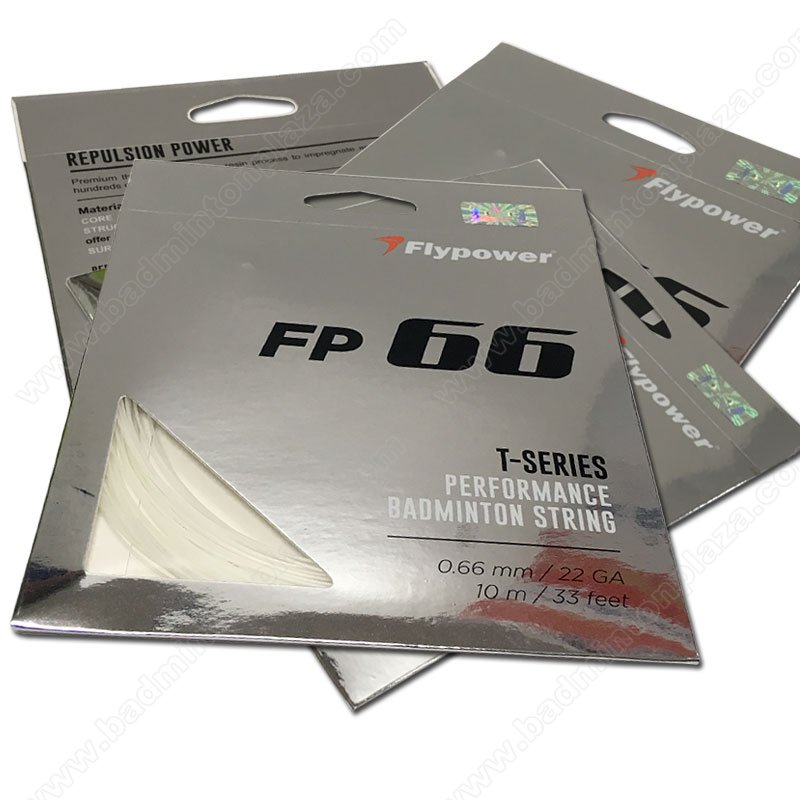 Flypower Badminton Strings FP 66 New (FP-66-N)