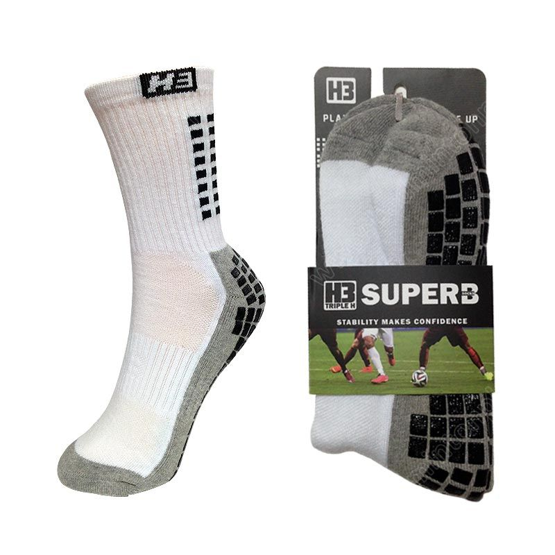 H3 SuperB Anti Slip Short Sports Socks (H3-SUPERB-SW)