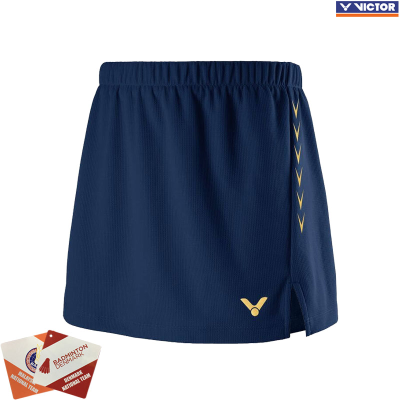 Victor 2019 Competition Skirt Blue (K-91300B)