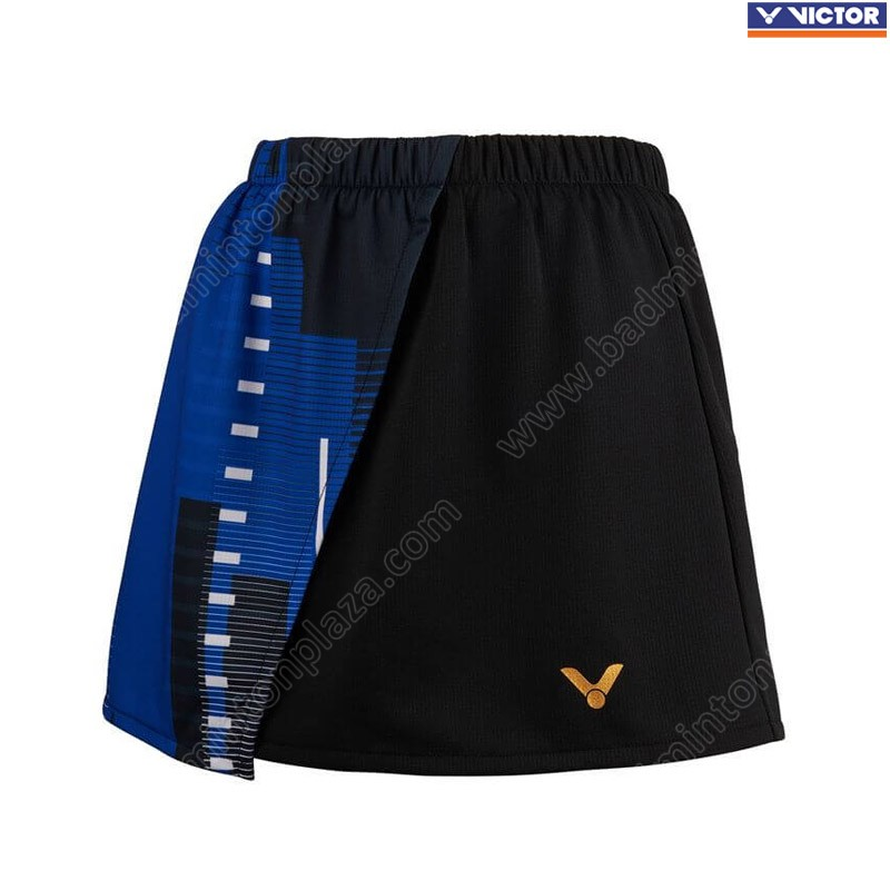 VICTOR TOURNAMENT Series Skirt Black (K-96300C)