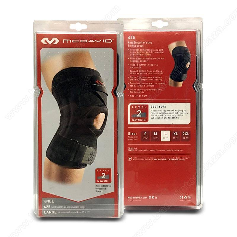 MCDAVID 425 Ligament Knee Support (MC425)