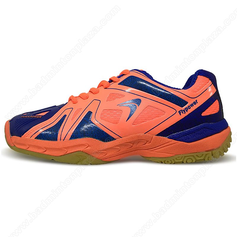 Flypower Badminton Shoes MENDUT 02 O/B (MENDUT-02-OB)