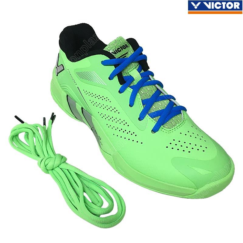 Victor 2020 Professional Badminton Shoes Neon Green (P9500-G)