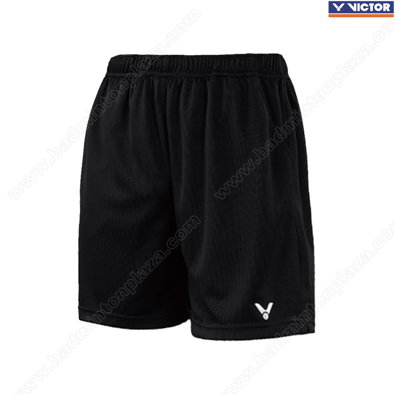 Victor Knitted Shorts Black (R-3096C)