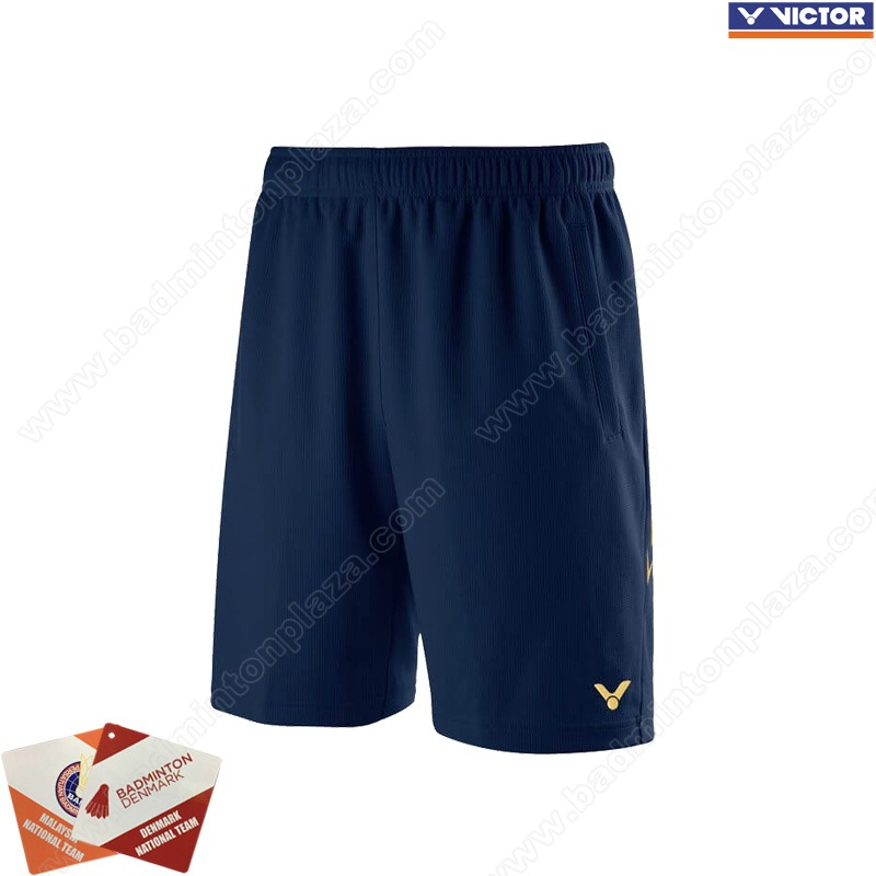 Victor 2019 Tournament Shorts Navy (R-90200B)