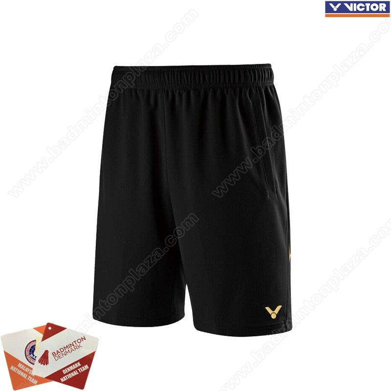 Victor 2019 Tournament Shorts Black (R-90200C)